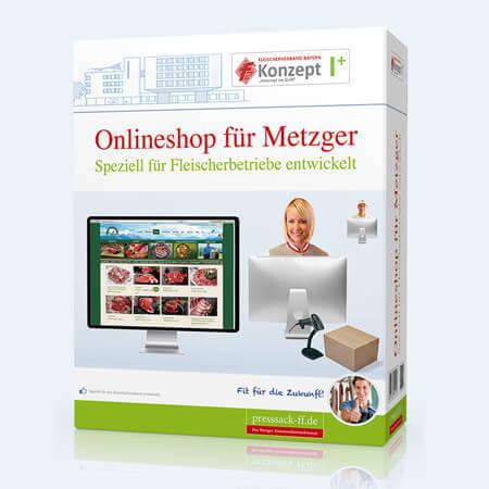 Onlineshop für Metzger