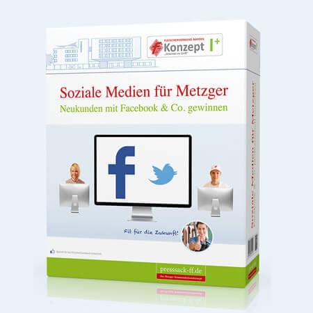 Facebook & Co. für Metzger
